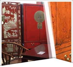Mobilier chinois ancien - Armoire