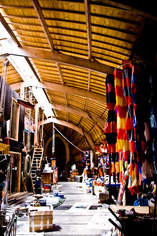 Tendance oc ane voyage chez l 39 artiste rue de siam for Petit bateau brest siam