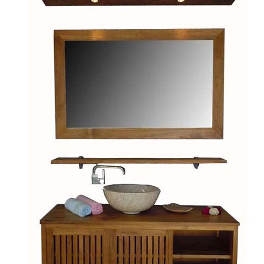 Nouveaut s salle de bain teck blog de mobilier for Lavabo bol salle de bain