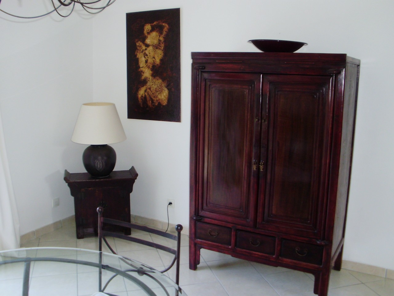 int rieur de style chinois ancien claude plougastel. Black Bedroom Furniture Sets. Home Design Ideas