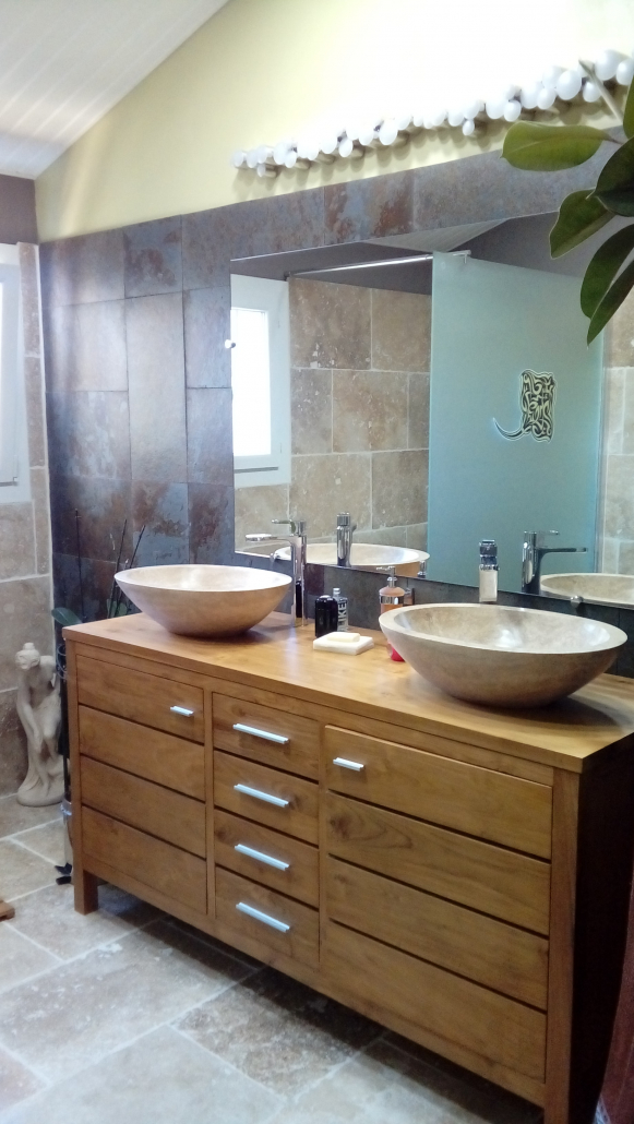 Meuble salle de bain ancien avec marbre best meuble ancien avec plaque en marbre with meuble - Meuble salle de bain ancien avec marbre ...