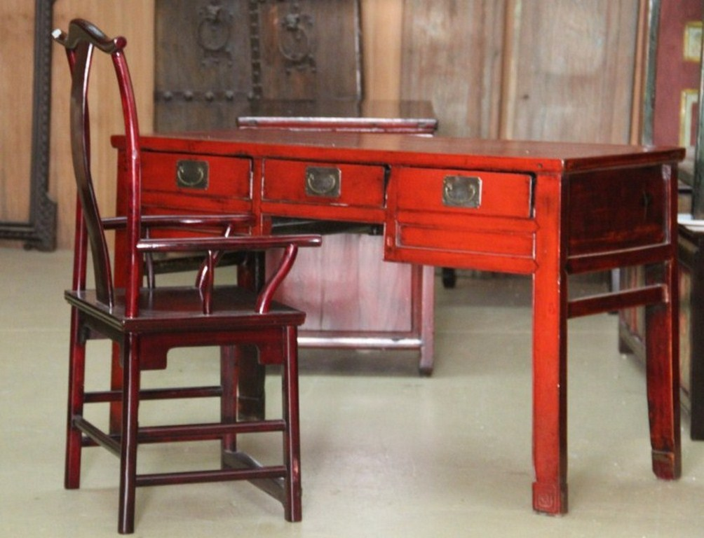 Galerie meuble chinois anciens rue de siam