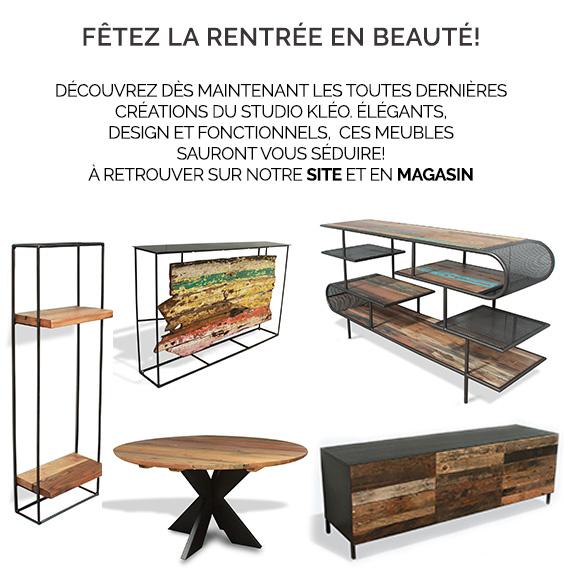 Rue de Siam - Des meubles et objets de décoration design et fonctionnels.