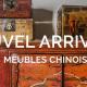 Découvrez le nouvel arrivage de meubles antiques chinois originaire de la province de Gansu